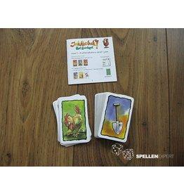 999 Games Jakkiebak - Het kaartspel