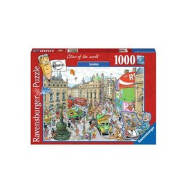 Ravensburger Cities of the World - London