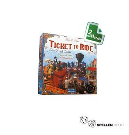 Days of Wonder Ticket to Ride - Kaartspel