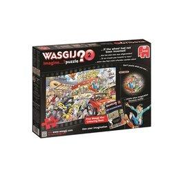 Jumbo Wasgij 2 - Als het wiel niet was uitgevonden