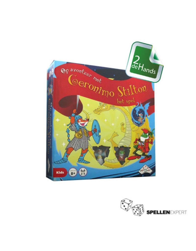 Indentity Games Geronimo Stilton - het spel