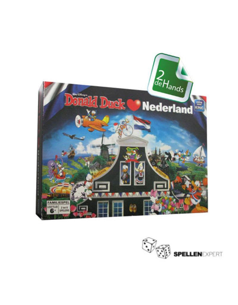 Donald Duck houd van Nederland