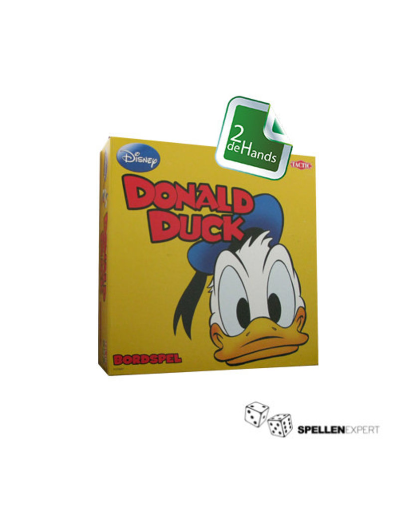 Donald Duck Bordspel