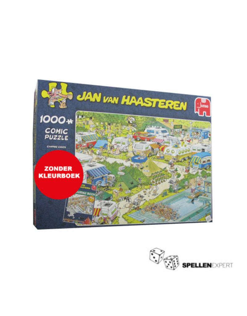 Jumbo Jan van Haasteren - Camping Chaos