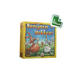 999 Games Konijnen Hokken