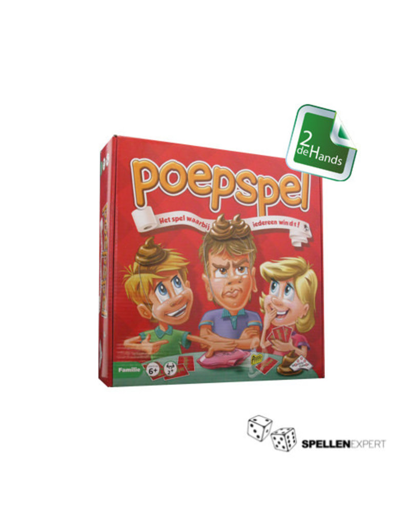 Indentity Games Poepspel