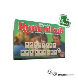 Goliath Woord Rummikub