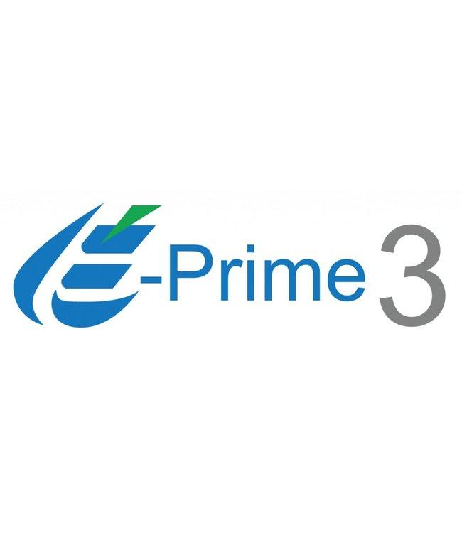 E-Prime 3.0