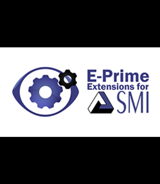 E-PRIME EXTENSIONS FOR SMI