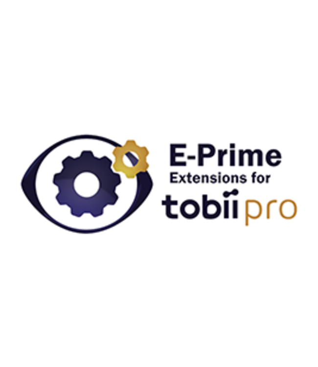 E-PRIME EXTENSIONS FOR TOBII PRO