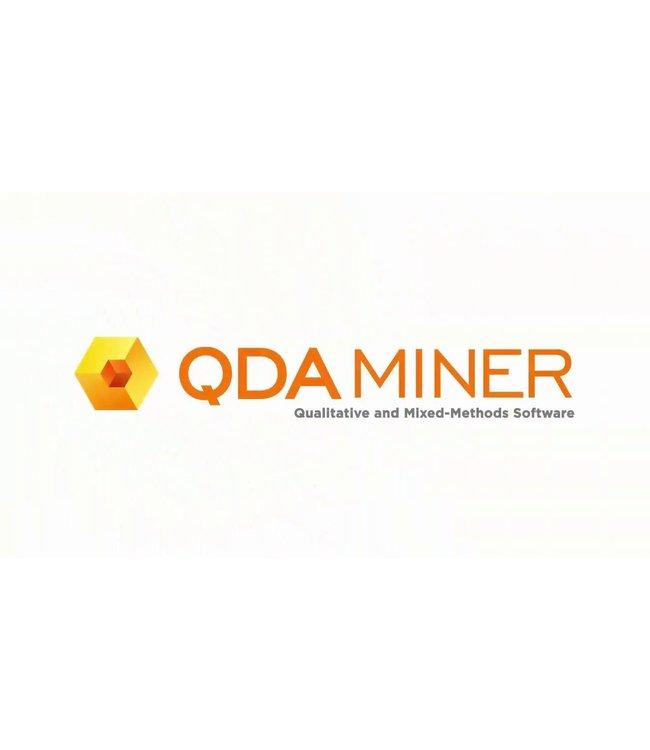 QDA Miner (educativ)