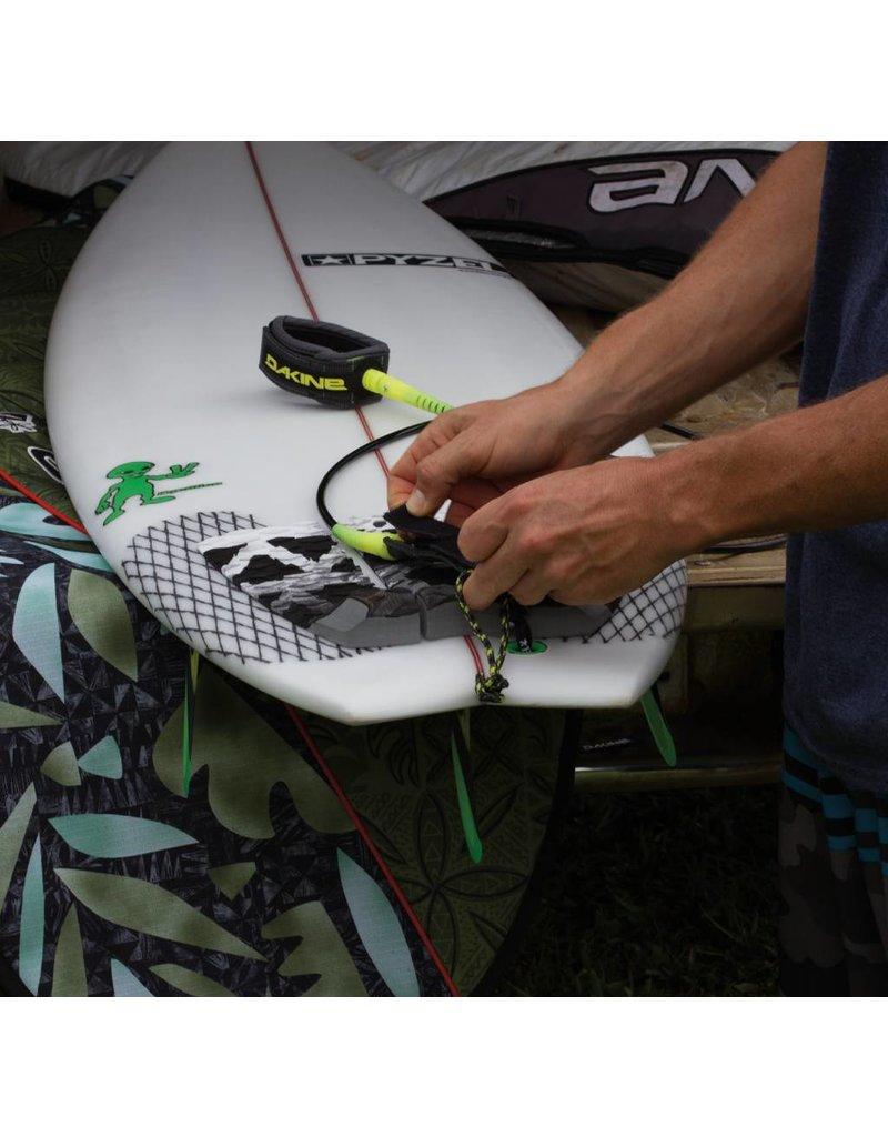 """DAKINE Longboard Ankle 9'X 1/4"""" Surf Leash Surplus"""