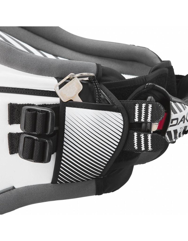 DAKINE T-8 Harness Windsurf White Trapeze