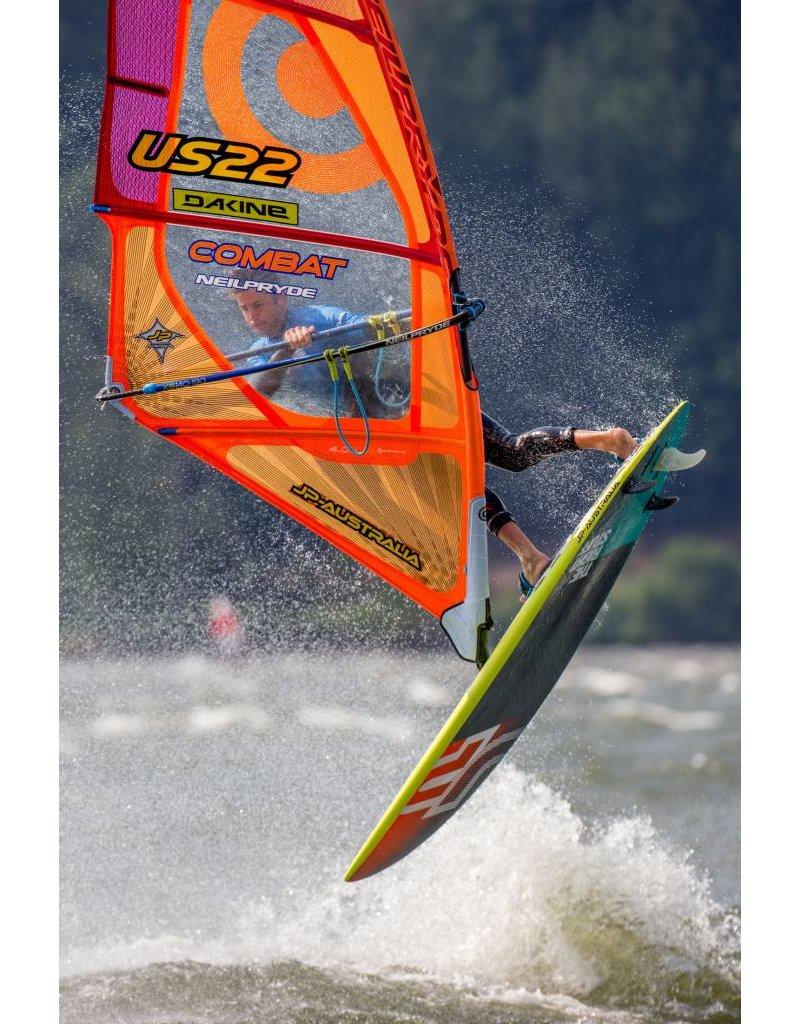 "DAKINE Fixed Line 26"" Windsurf Trapeze Lijn Neonblue"