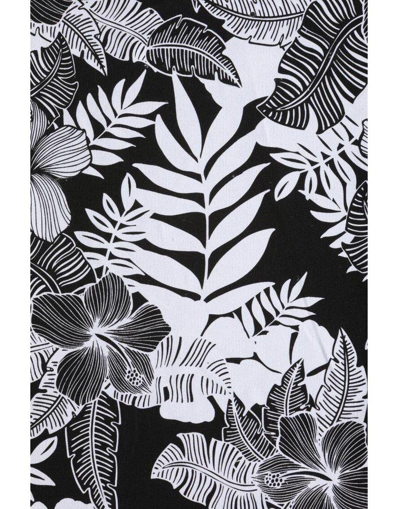 DAKINE Lumen Hibiscus Palm Canvas Portemonnee