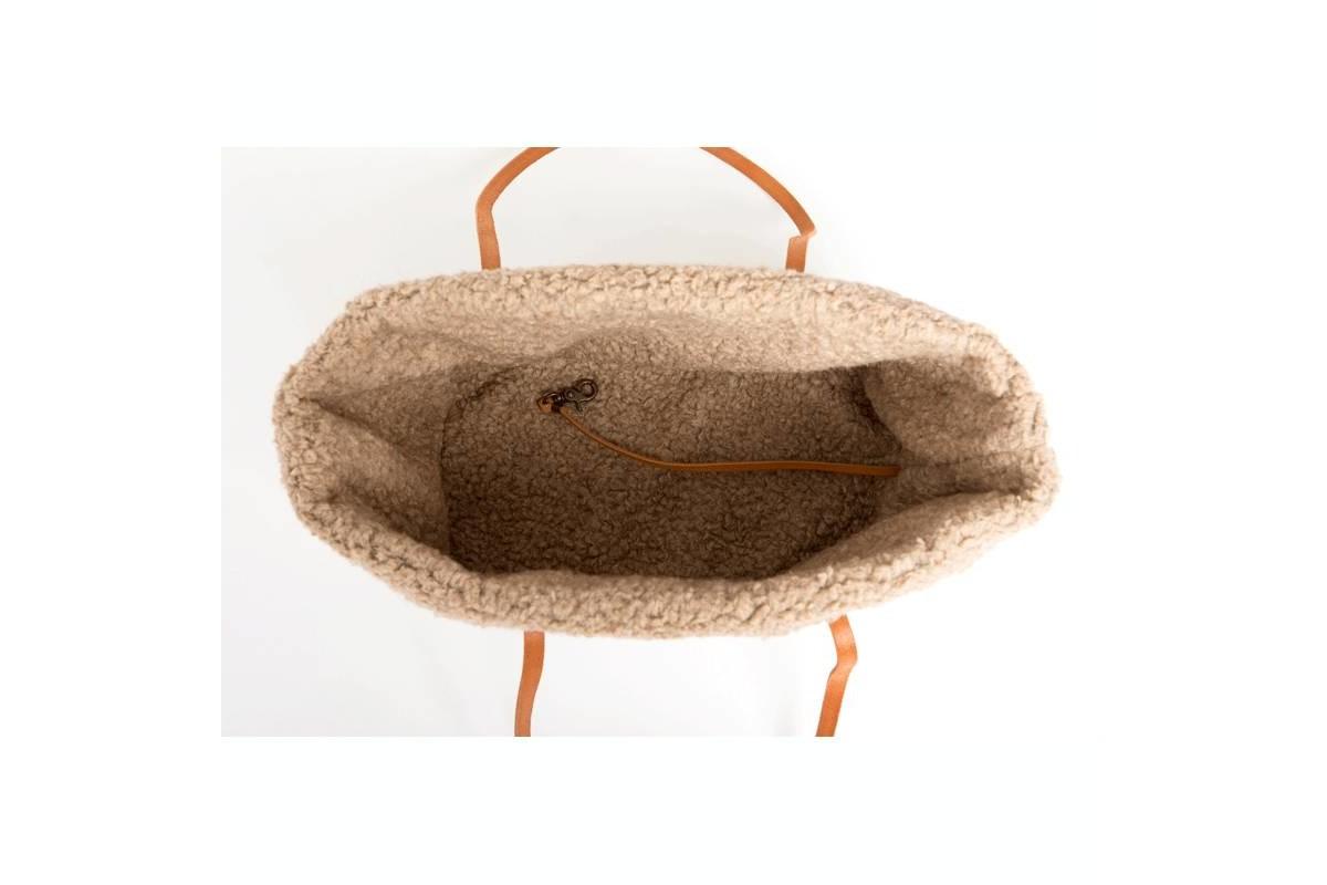 2.8 Design für Hunde Annie Hundetasche Baumwolle Grau