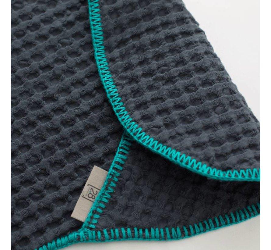 Duepuntootto Sally Hondenhanddoeken blauw