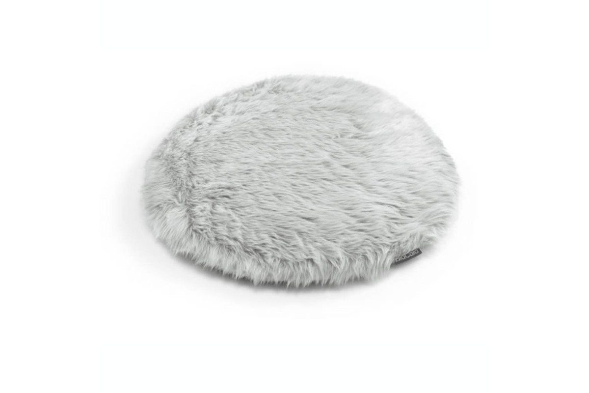 MiaCara Lana Cushion Pebble