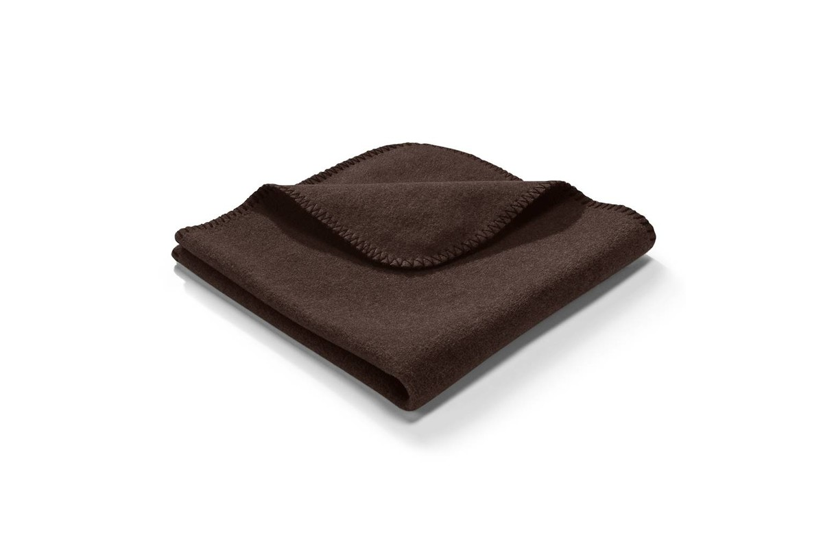 MiaCara Unica Cat Blanket Coffee