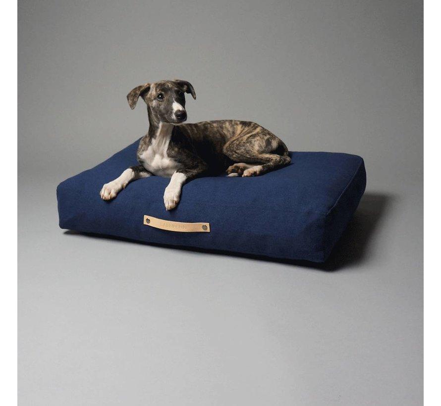 Labbvenn Stockholm hondenkussen marineblauw