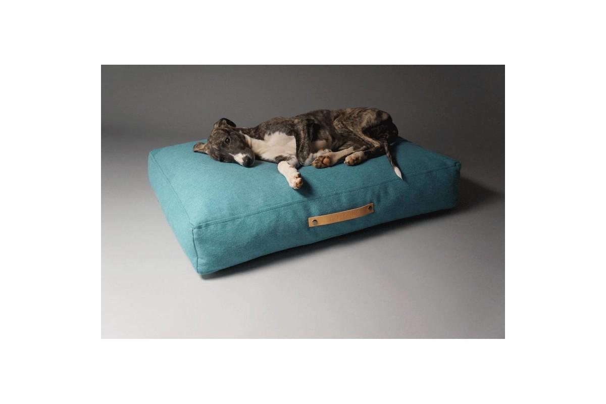 Labbvenn Copenhagen Dog Cushion Azure