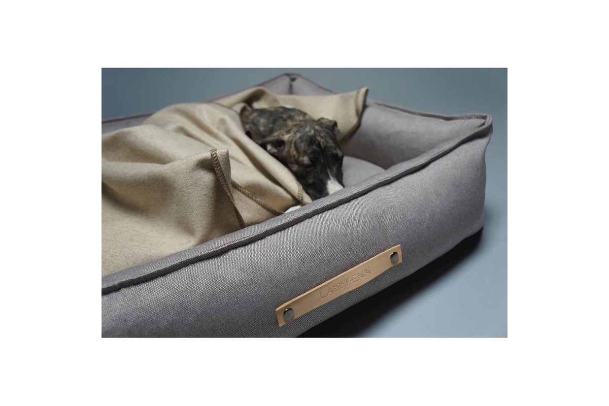 Labbvenn Töve Dog Bed Brown