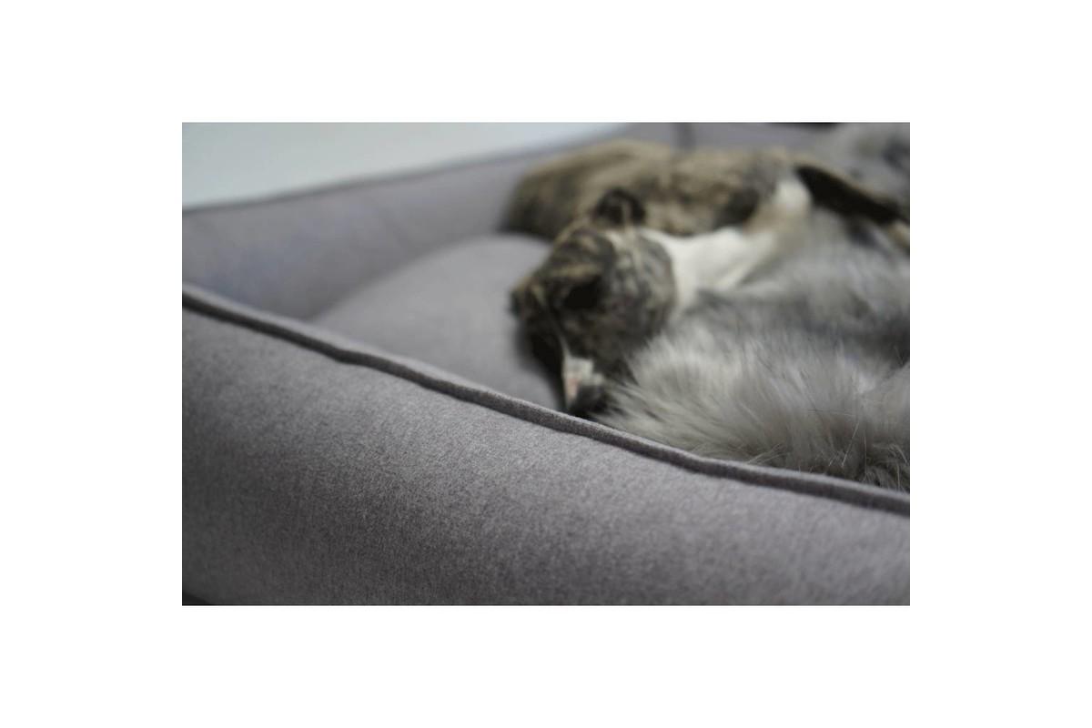 Labbvenn Movik hondenmand grijs