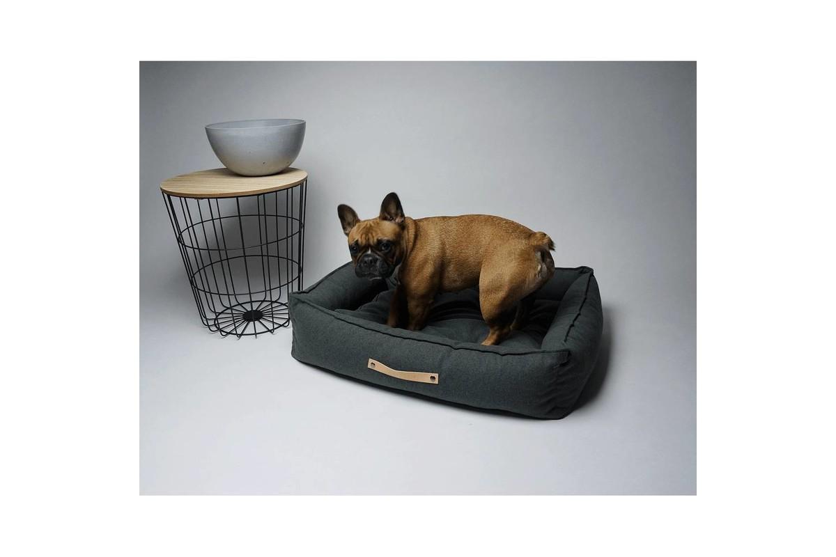 Labbvenn Movik Dog Bed Anthracite