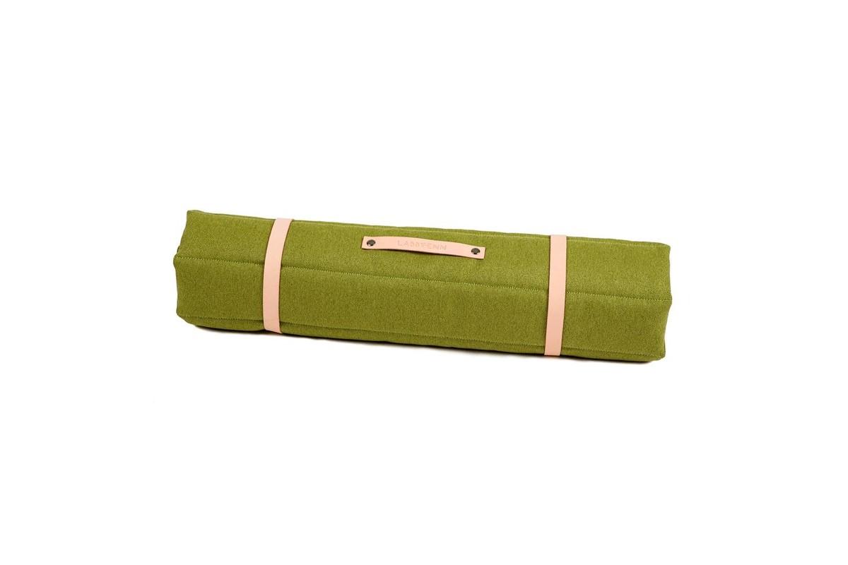 Labbvenn Fosser Reisematte Grün