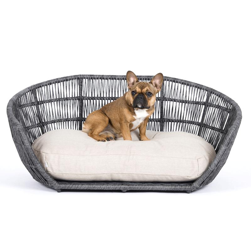 Superb Laboni Design Laboni Design Outdoor Dog Cushion Luna Llino Interior Design Ideas Oxytryabchikinfo