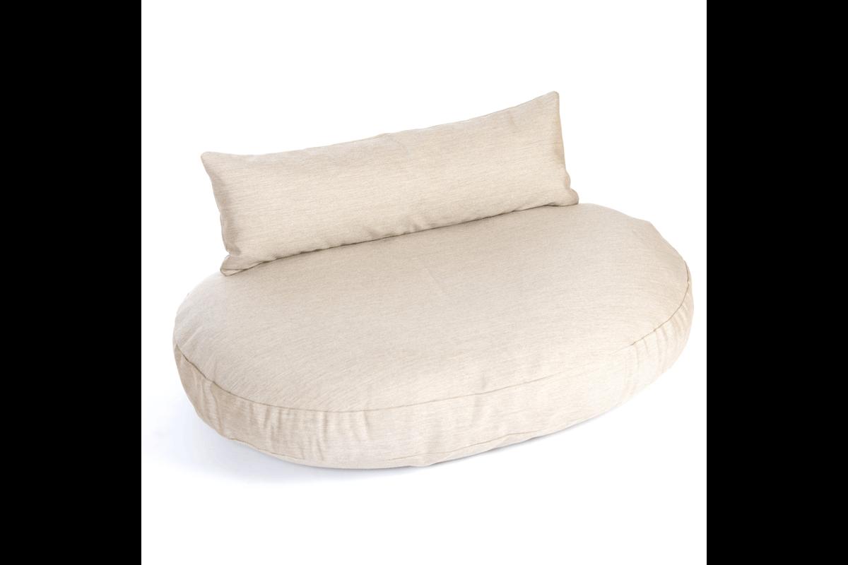 Laboni Design Outdoor Dog Cushion Luna Llino
