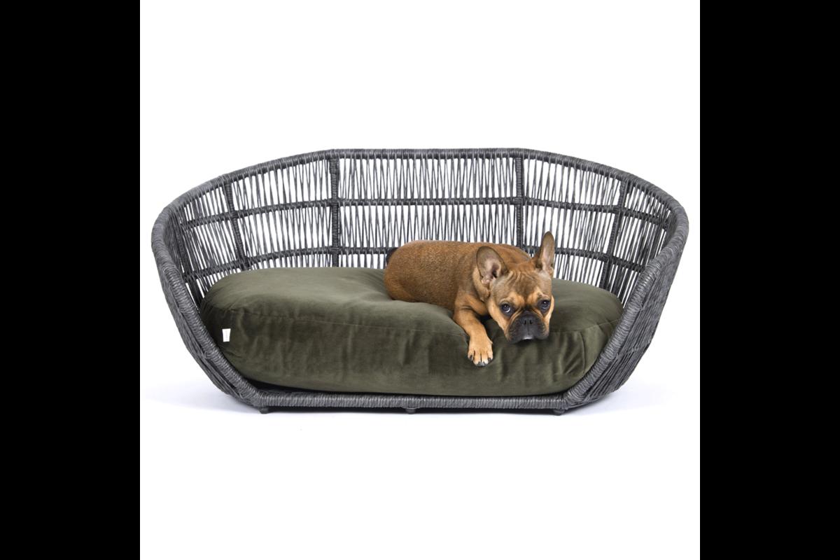 Laboni Design Dog Bed Prado Olive
