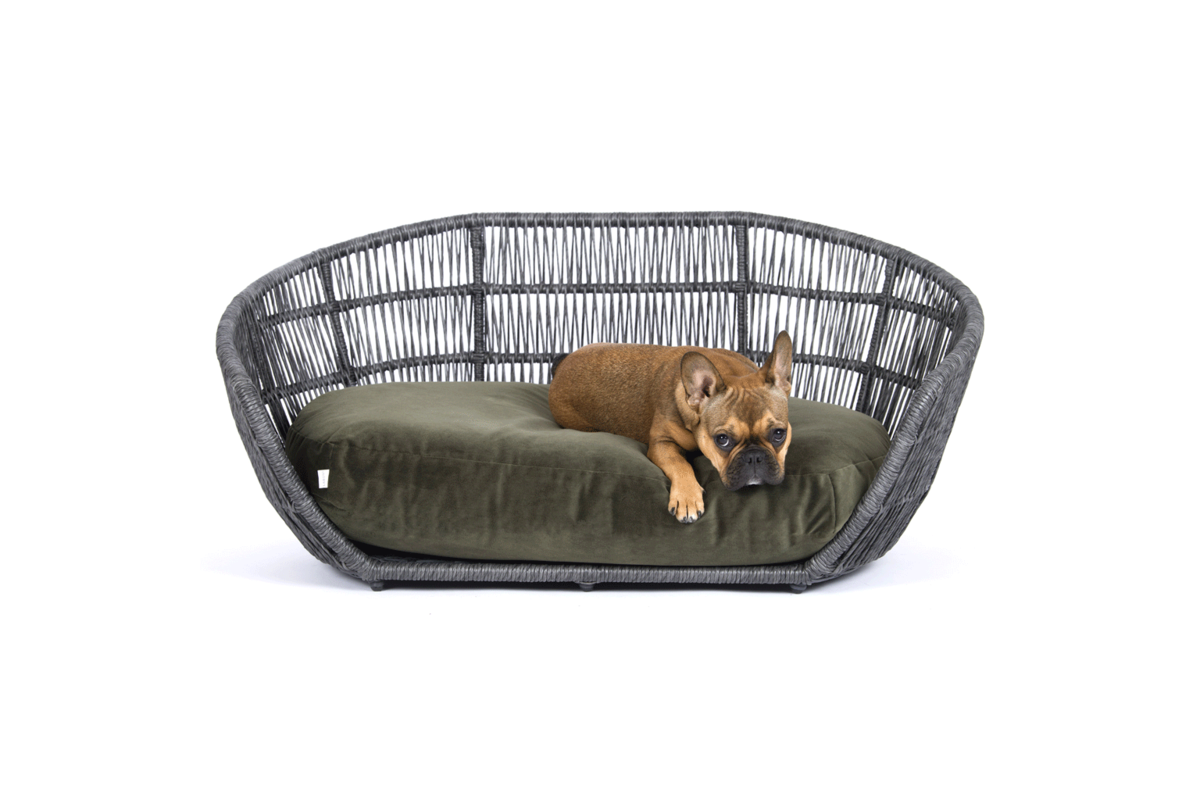 Laboni Design hondenmand Prado olive