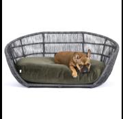 Laboni Design Laboni Design Dog Bed Prado Olive