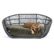 Laboni Laboni Design Dog Bed Prado Olive
