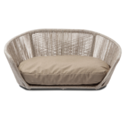 Laboni Laboni Design Dog Bed Vogue Fango