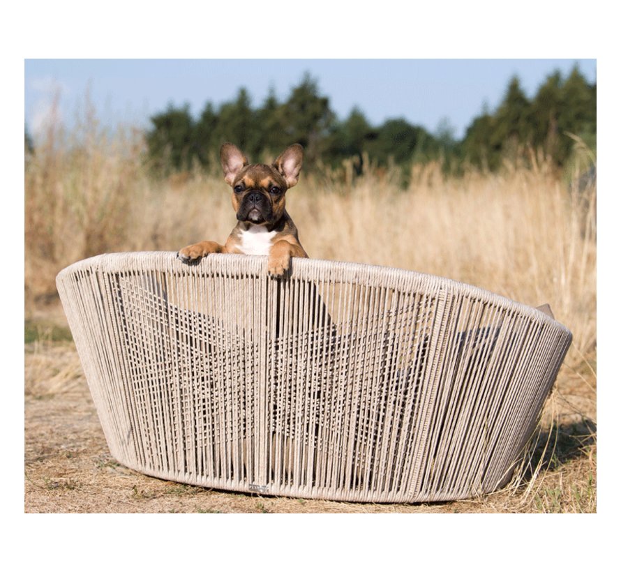 Laboni Design hondenbed Vogue outdoor fango