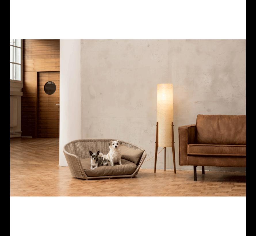 Laboni Design hondenbed Vogue fango