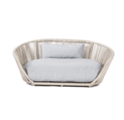 Laboni Laboni Design Dog Bed Vogue Grigio
