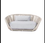Laboni Laboni Design hondenbed Vogue outdoor grigio