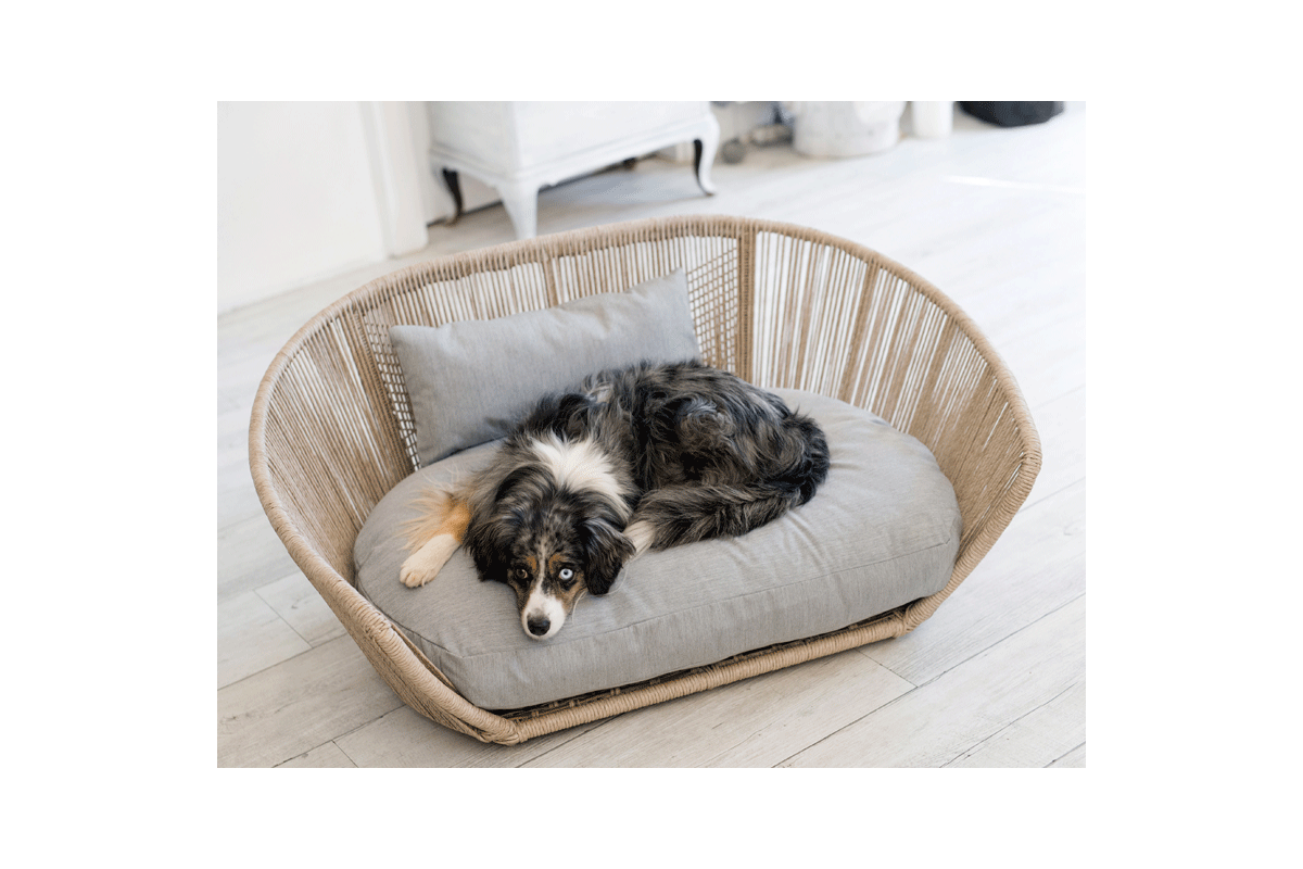 Laboni Design hondenbed Vogue outdoor grigio