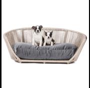 Laboni Design Laboni Design Dog Bed Vogue Black Silk