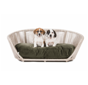 Laboni Laboni Design Dog Bed Vogue Olive