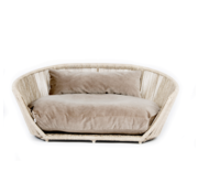 Laboni Laboni Design Dog Bed Vogue Taupe