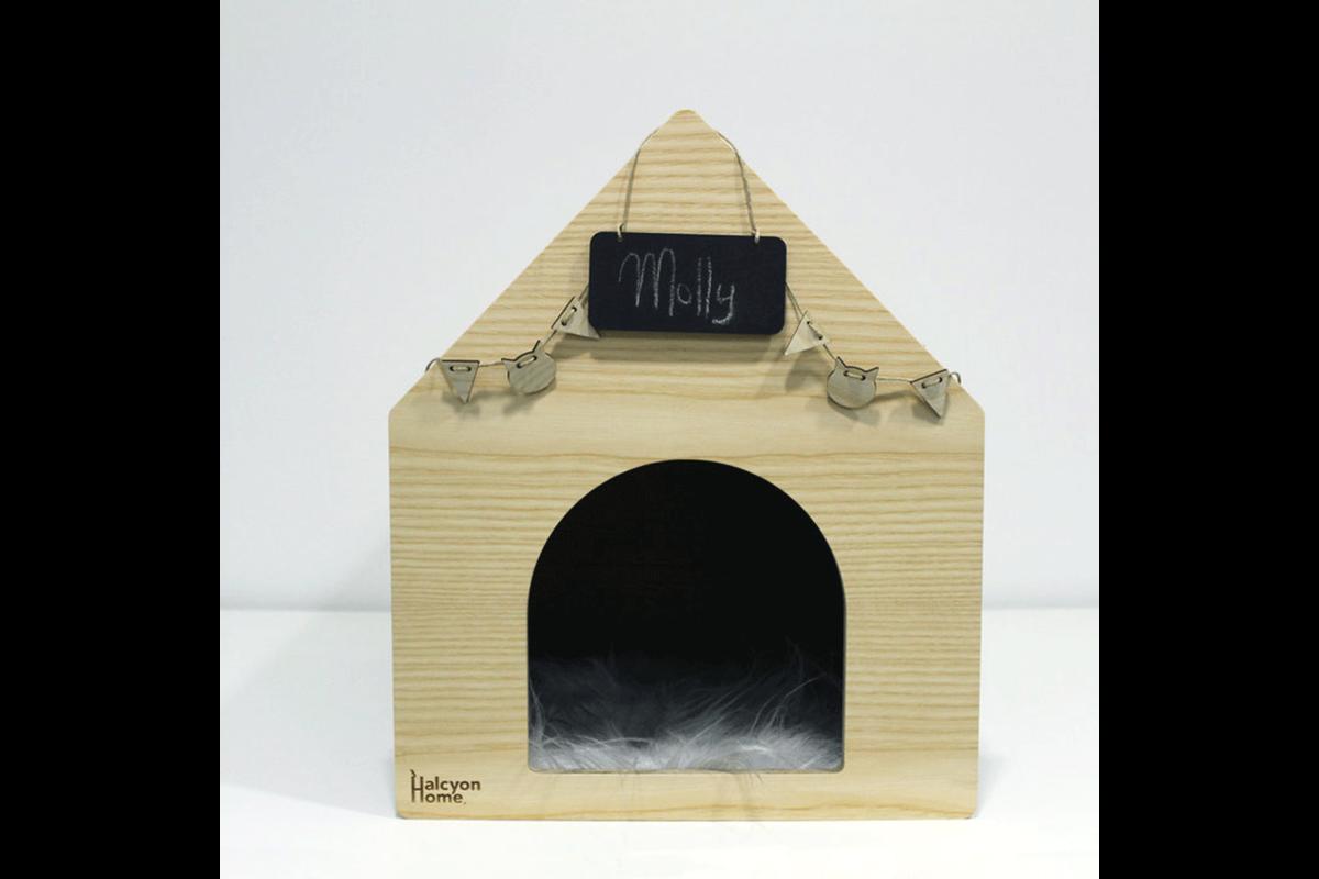 Halcyon Home Apartment Cat House