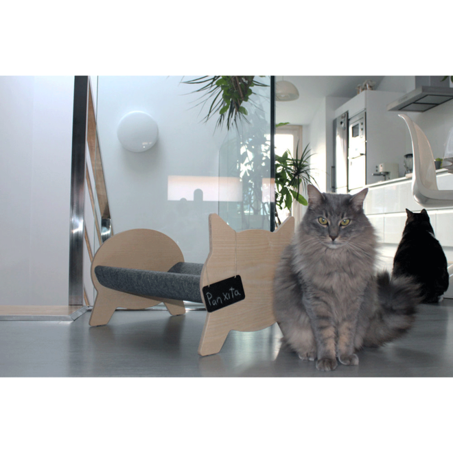 Halcyon Home Catnap Cat Bed