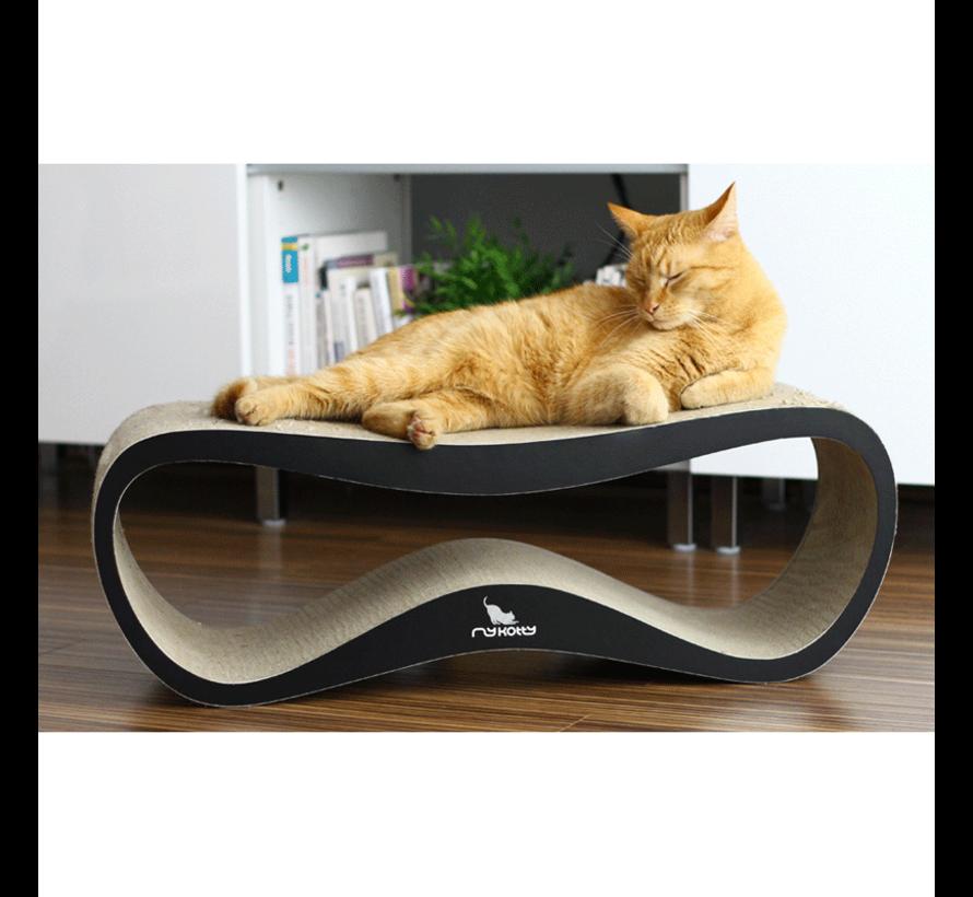 MyKotty Lui Cat Scratching Furniture Black