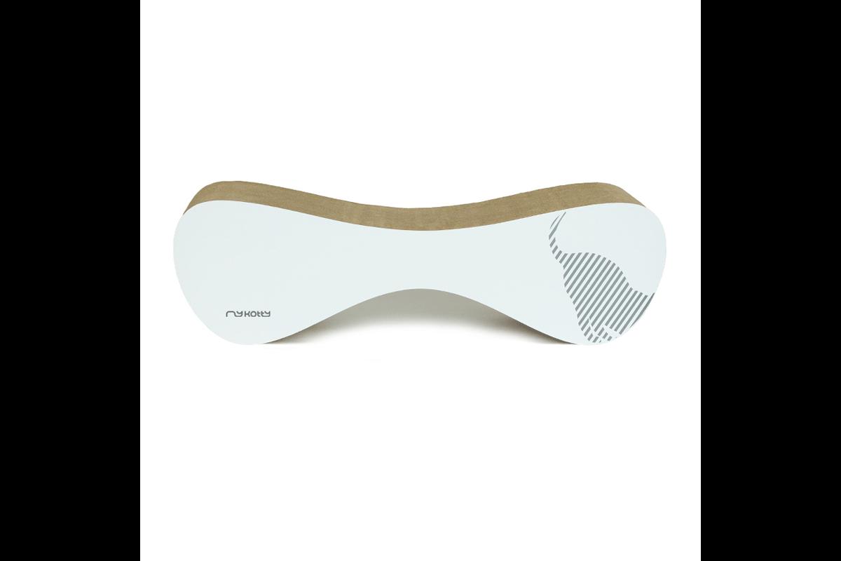MyKotty Vigo Kratzmöbel Weiß