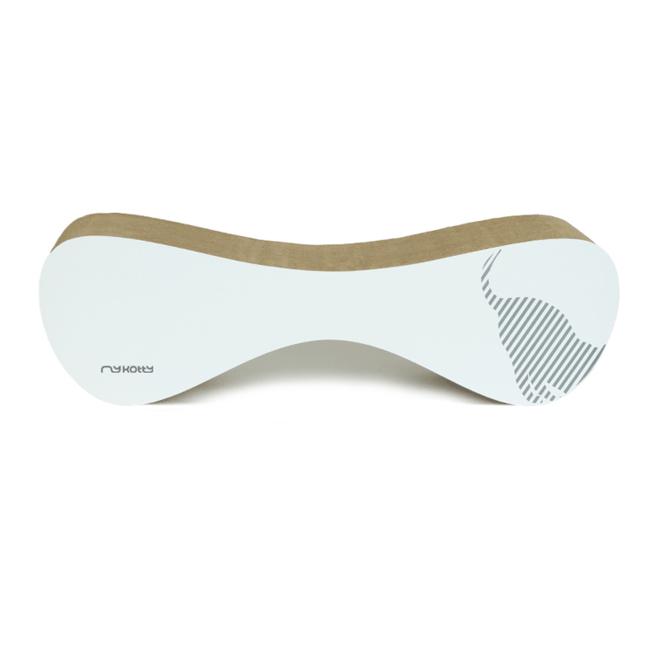MyKotty Vigo Scratching Furniture White