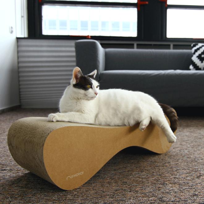MyKotty Vigo Scratching Furniture Brown